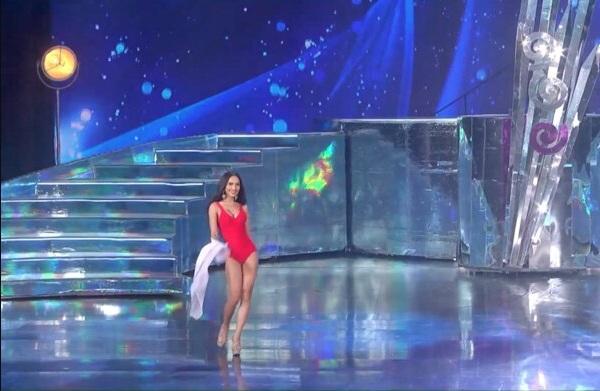 Hoài Sa tỏa sáng tại bán kết Hoa hậu Chuyển giới, đâu ngại mặc lại đồ cũ của Hoàng Thùy-1