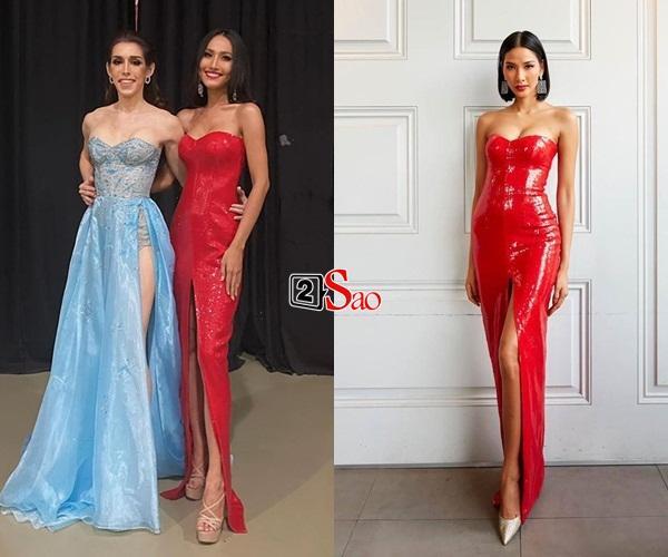 Hoài Sa tỏa sáng tại bán kết Hoa hậu Chuyển giới, đâu ngại mặc lại đồ cũ của Hoàng Thùy-8