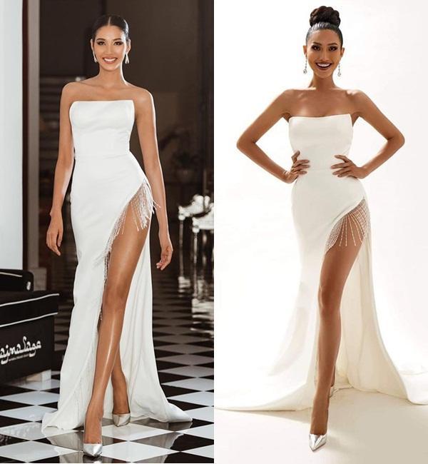 Hoài Sa tỏa sáng tại bán kết Hoa hậu Chuyển giới, đâu ngại mặc lại đồ cũ của Hoàng Thùy-11
