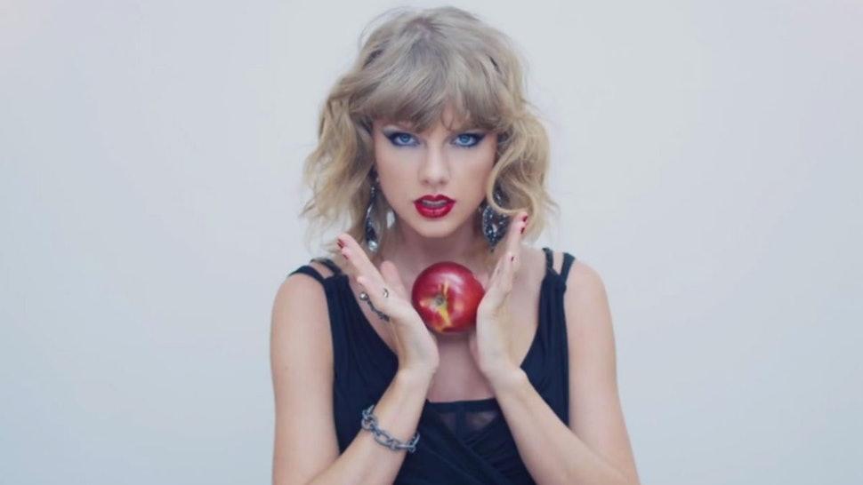 MV mới của AMEE vừa ra mắt đã bị bắt bài đạo nhái đến 80% Blank Space của Taylor Swift-5