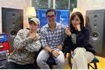 Hoa hậu Khánh Vân cùng ba mẹ nhảy vũ điệu rửa tay-4