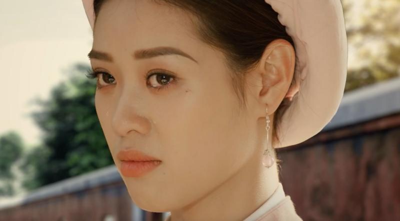 Hoa hậu hoàn vũ Khánh Vân: Dù chỉ xuất hiện 1 giây trong Phượng Khấu cũng sẽ cố gắng hết mình-2