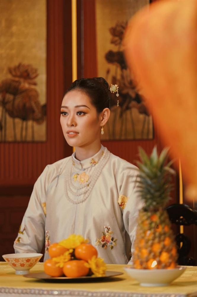 Hoa hậu hoàn vũ Khánh Vân: Dù chỉ xuất hiện 1 giây trong Phượng Khấu cũng sẽ cố gắng hết mình-3