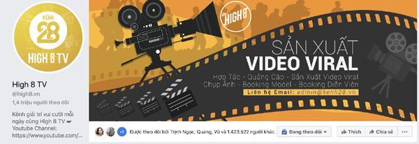 High 8 TV - 'Làn gió mới' trong làng Youtube, Facebook Việt Nam-1