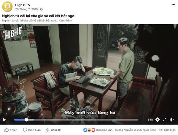 High 8 TV - 'Làn gió mới' trong làng Youtube, Facebook Việt Nam-3
