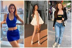 Linh Ka khoe street style như không mặc quần - Chi Pu mặc đồ 'mượn' đẹp hơn cả bản gốc