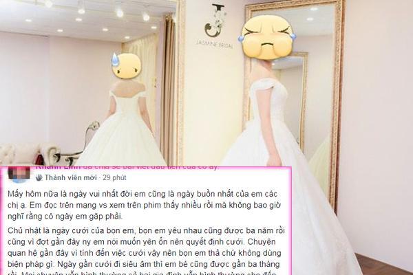 Nóng mắt chuyện ngày cưới, cô dâu phải chui qua háng chị chồng chỉ vì chửa trước-2