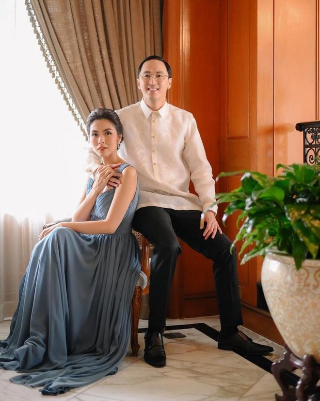 Cưới 8 năm và 2 con chung, vợ chồng Tăng Thanh Hà vẫn giữ thói quen tỏ tình trên mạng xã hội-1
