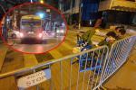 Nhiều chung cư ở Hà Nội dán thông báo nhanh về ca nghi nhiễm virus corona, phố Trúc Bạch nhiều người dân sơ tán-8