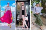 STREET STYLE: Chi Pu thể hiện trình độ mix màu cao tay - Phương Mỹ Chi lên đồ đúng tuổi-12
