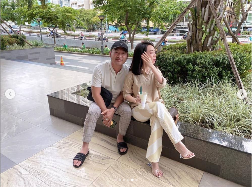 Từ bao giờ hoa hậu hài Thu Trang lại bớt phèn, sành điệu dát đầy hàng hiệu thế này?-3