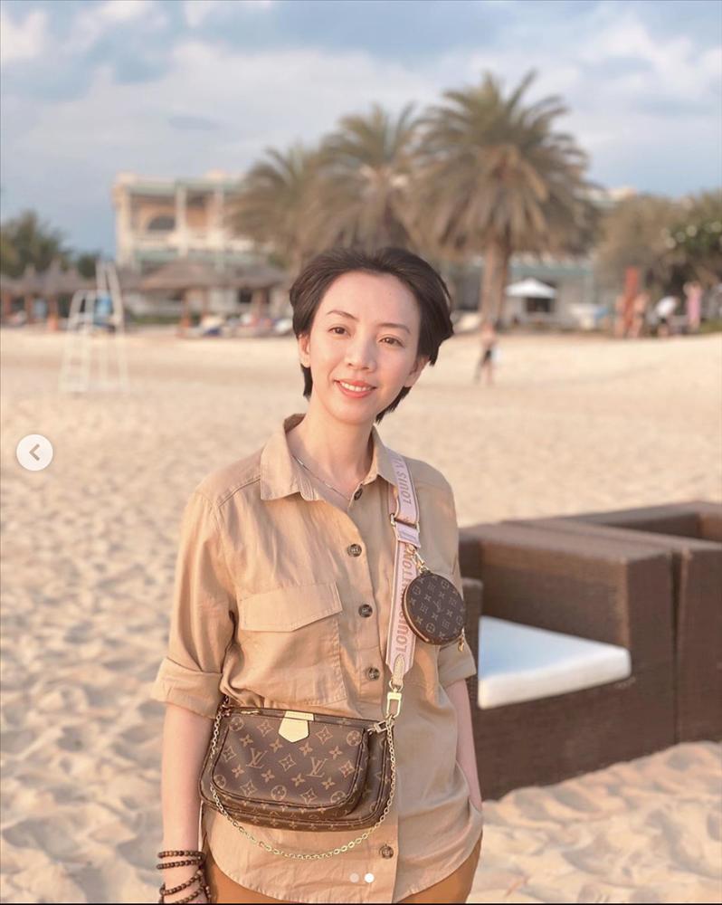 Từ bao giờ hoa hậu hài Thu Trang lại bớt phèn, sành điệu dát đầy hàng hiệu thế này?-7