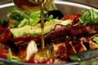 Công thức làm salad từ quả bơ, đủ chất cho ngày cuối tuần