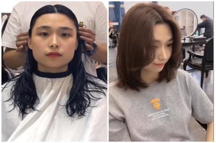 F5 diện mạo với những kiểu tóc cứu cả gương mặt