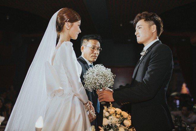 Đám cưới cổ tích xúc động của BTV Thời sự VTV Cẩm Tú và trai đẹp Người Ấy Là Ai-1