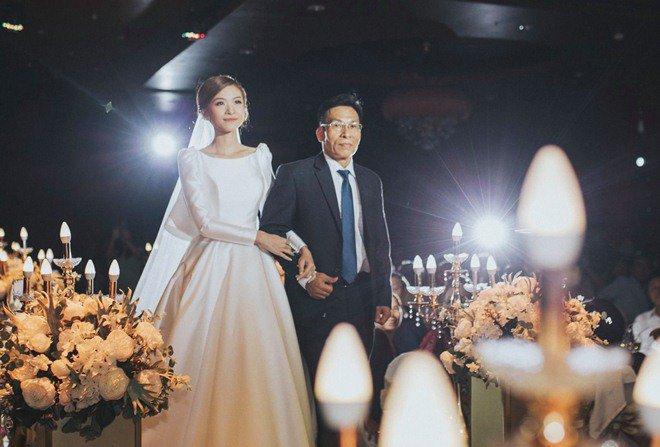Đám cưới cổ tích xúc động của BTV Thời sự VTV Cẩm Tú và trai đẹp Người Ấy Là Ai-2