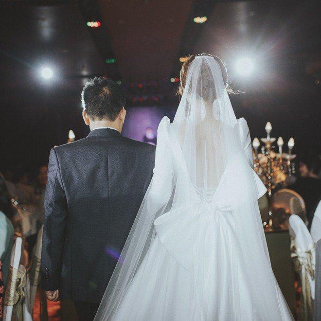 Đám cưới cổ tích xúc động của BTV Thời sự VTV Cẩm Tú và trai đẹp Người Ấy Là Ai-3