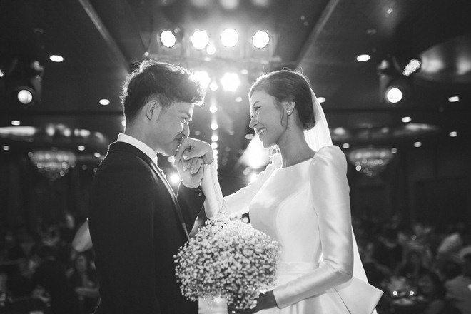 Đám cưới cổ tích xúc động của BTV Thời sự VTV Cẩm Tú và trai đẹp Người Ấy Là Ai-4