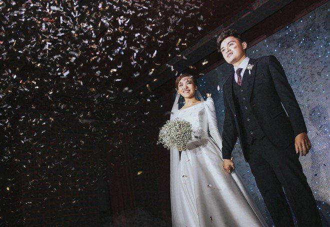 Đám cưới cổ tích xúc động của BTV Thời sự VTV Cẩm Tú và trai đẹp Người Ấy Là Ai-6