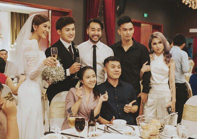Đám cưới cổ tích xúc động của BTV Thời sự VTV Cẩm Tú và trai đẹp Người Ấy Là Ai-11