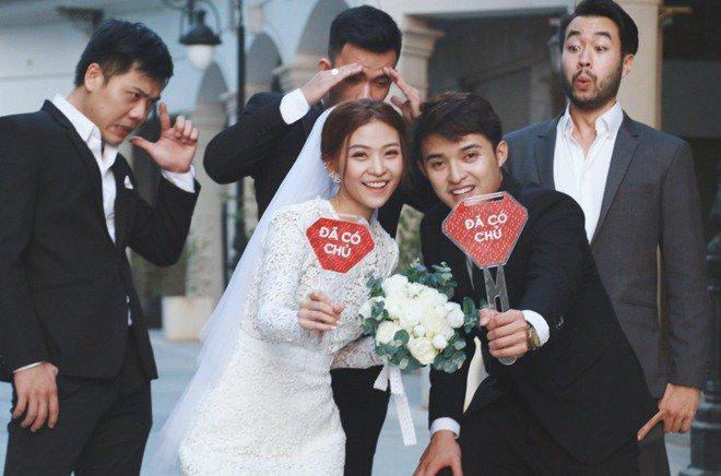 Đám cưới cổ tích xúc động của BTV Thời sự VTV Cẩm Tú và trai đẹp Người Ấy Là Ai-13