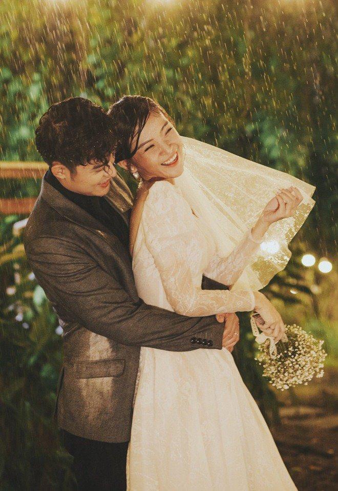Đám cưới cổ tích xúc động của BTV Thời sự VTV Cẩm Tú và trai đẹp Người Ấy Là Ai-14