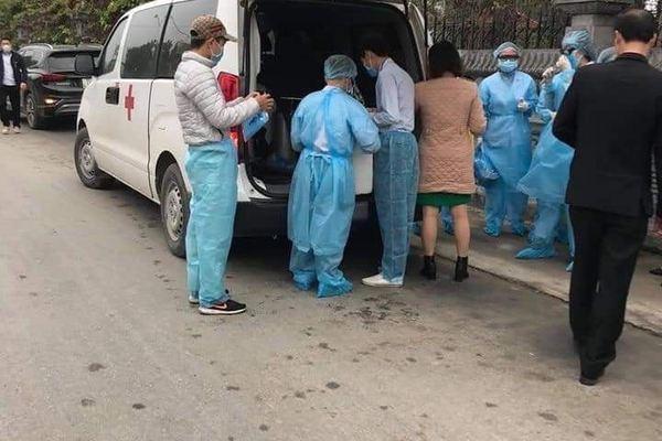 Hải Phòng cô lập 2 khu dân cư có người tiếp xúc với bệnh nhân Covid-19-2