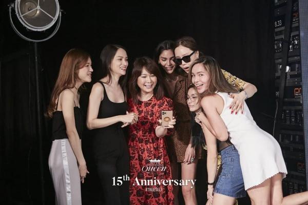 Đọ sắc cùng dàn người đẹp Miss International Queen, Hương Giang bị makeup dìm, lộ rõ mặt hốc hác-2