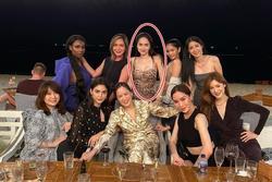 Đọ sắc cùng dàn người đẹp Miss International Queen, Hương Giang bị makeup 'dìm', lộ rõ mặt hốc hác