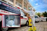 Tài xế của nữ bệnh nhân dương tính virus corona đã đi nhiều nơi, tiếp xúc nhiều người-3