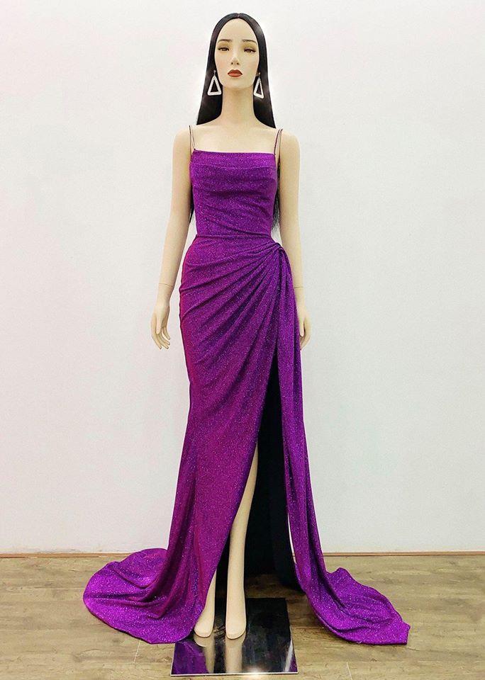 Lộ diện đầm dạ hội tuyệt đẹp của Hoài Sa, cực hợp với vương miện Hoa hậu Chuyển giới 2020 tối nay-4