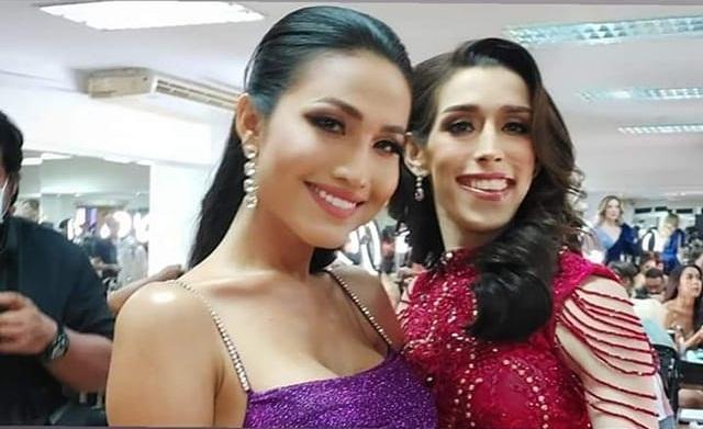 Lộ diện đầm dạ hội tuyệt đẹp của Hoài Sa, cực hợp với vương miện Hoa hậu Chuyển giới 2020 tối nay-1