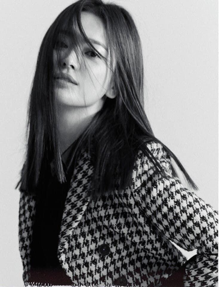 Song Hye Kyo bị chỉ trích vì xuất hiện trên tạp chí Thái Lan-2