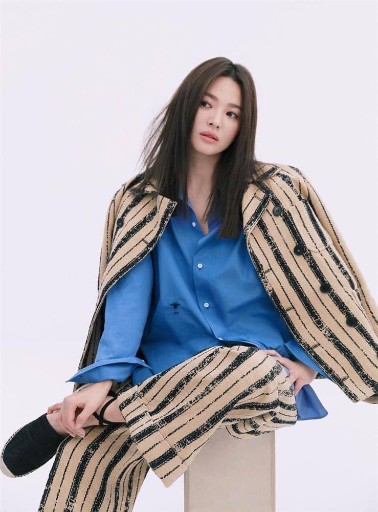 Song Hye Kyo bị chỉ trích vì xuất hiện trên tạp chí Thái Lan-5