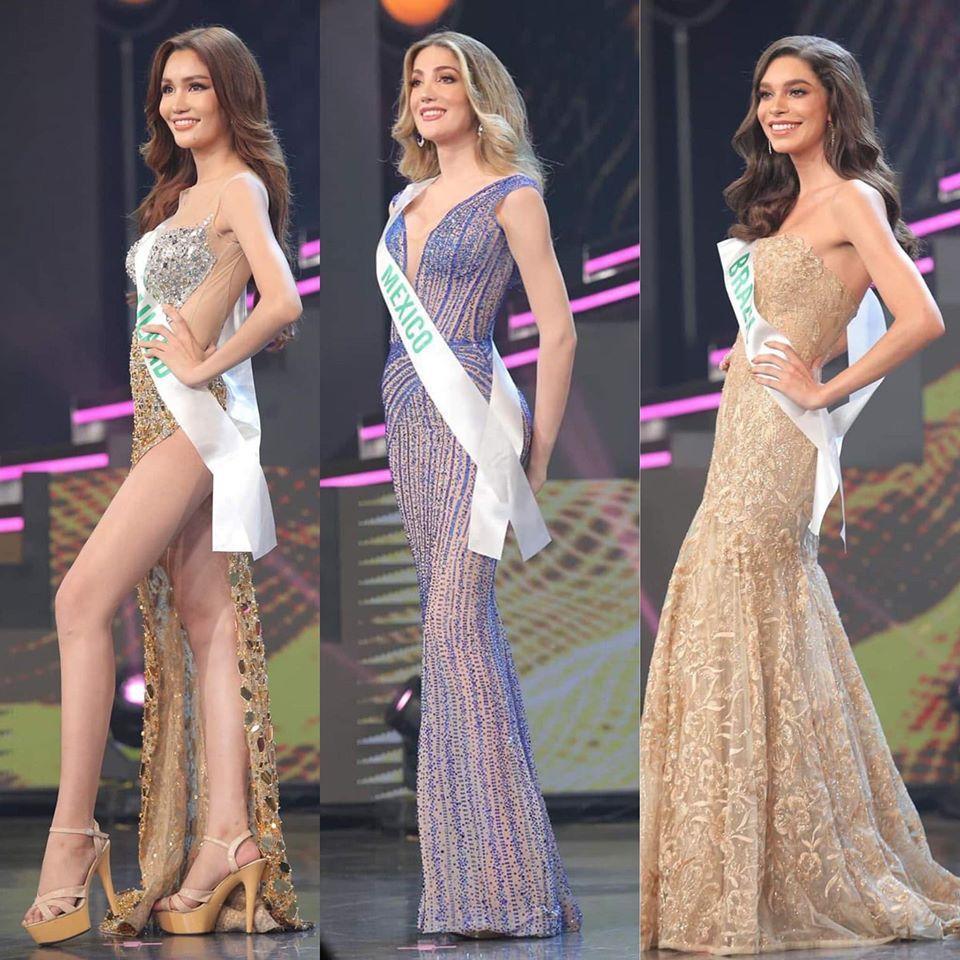 Công bố top 3 chung cuộc: Thái Lan - Mexico - Brazil-1