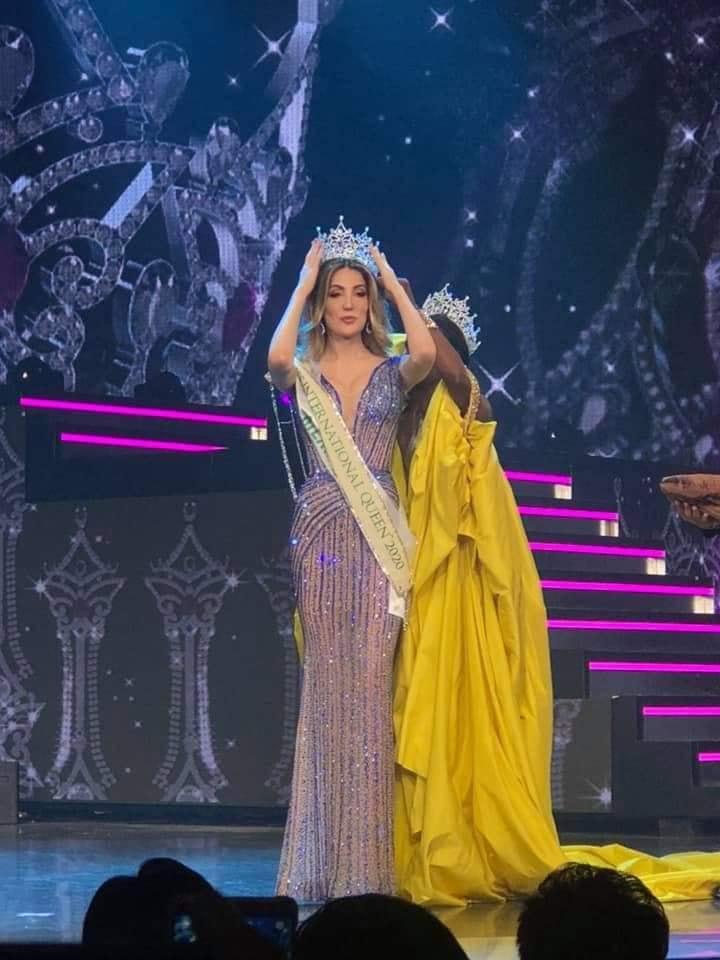 Đại diện Mexico đăng quang Hoa hậu Chuyển giới Quốc tế 2020-1