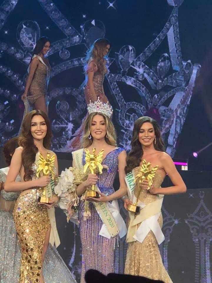 Đại diện Mexico đăng quang Hoa hậu Chuyển giới Quốc tế 2020-2