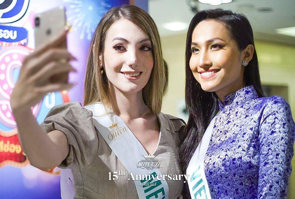 Nhan sắc tân Hoa hậu Chuyển giới 2020 kém nổi bật, vừa đăng quang đã bị khui ảnh dao kéo-9