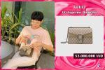 Trước khi cách ly, Tiên Nguyễn sở hữu bộ sưu tập túi hiệu tiền tỷ đẳng cấp hơn cả sao hạng A-13