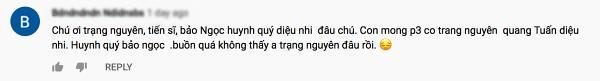 Diệu Nhi được réo tên khi không có mặt ở Gia đình là số 1 phần 3 bản Việt-9