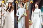 Bản tin Hoa hậu Hoàn vũ 8/3: Phạm Hương, H'Hen Niê hay Khánh Vân diện áo dài trắng đẹp nhất?