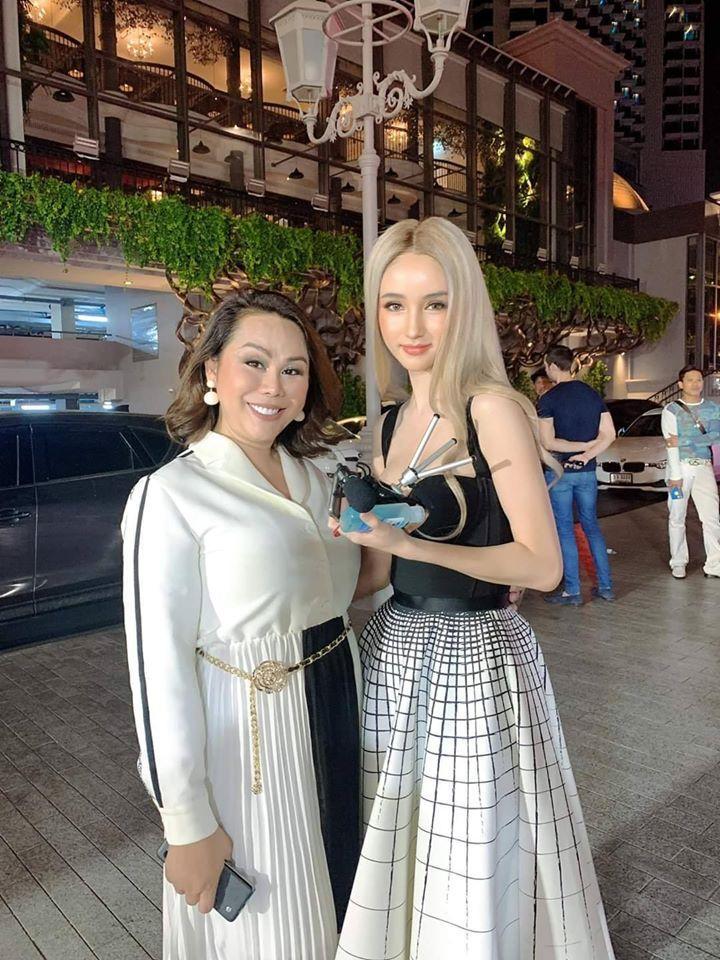 Dự chung kết Hoa hậu Chuyển giới 2020, Yoshi Rinrada đẹp tới nỗi nhấn chìm tất cả-4