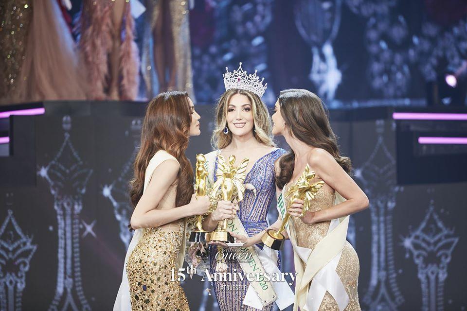 Dự chung kết Hoa hậu Chuyển giới 2020, Yoshi Rinrada đẹp tới nỗi nhấn chìm tất cả-2
