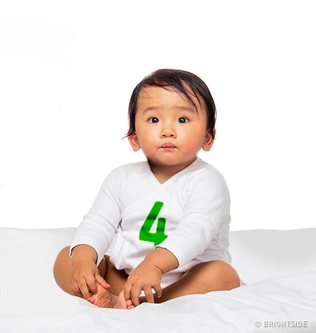 Trong những em bé đáng yêu này, đâu là bé gái, câu trả lời của bạn sẽ tiết lộ nhiều điều thú vị về tính cách cũng như cuộc sống-4