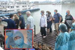 Lịch trình di chuyển liên tục của 4 khách nước ngoài nhiễm virus corona ở Quảng Ninh