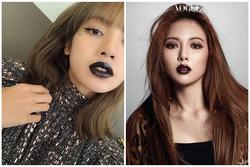 Lisa, HyunA đánh môi thâm vẫn được khen xinh đẹp