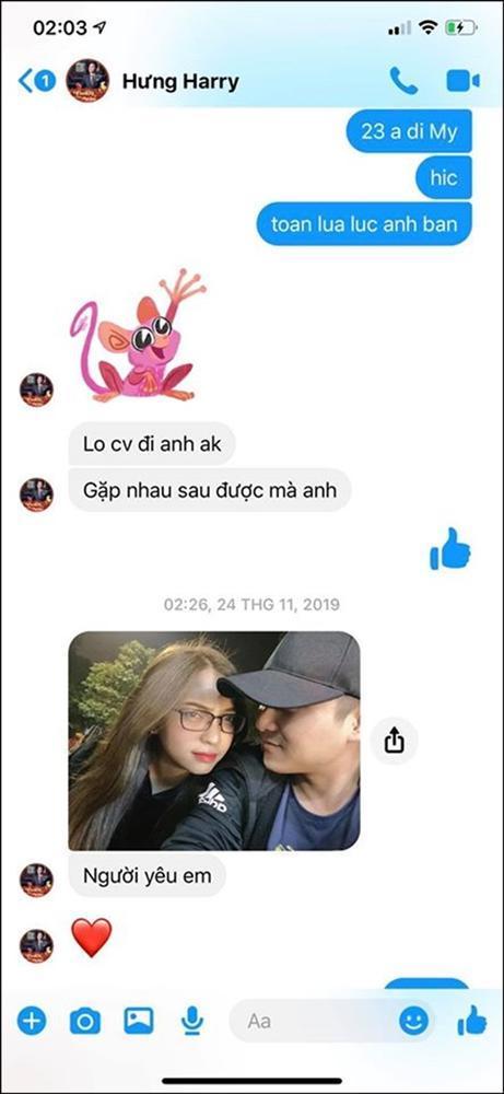 Nhật Lê vừa được Quang Hải nhắn yêu thương, tình cũ Harry Hưng cũng có ngay hành động phản pháo-5