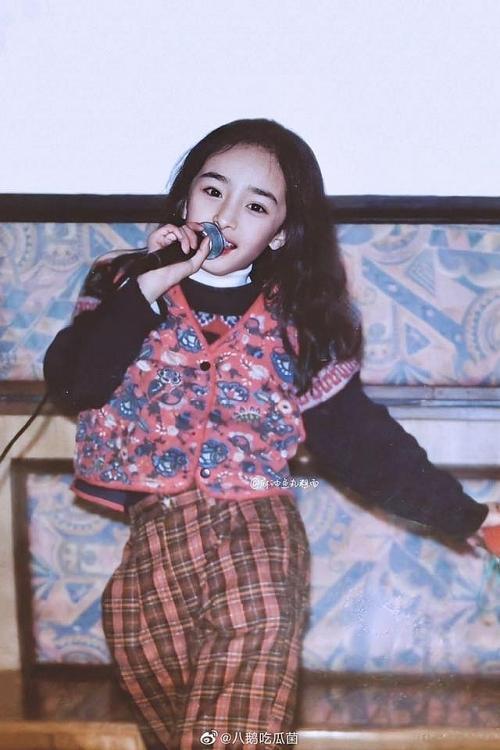 Ảnh thời thơ ấu của Dương Mịch được hé lộ, xứng danh mỹ nhân đẹp từ trong trứng khiến Cnet phải xuýt xoa-12