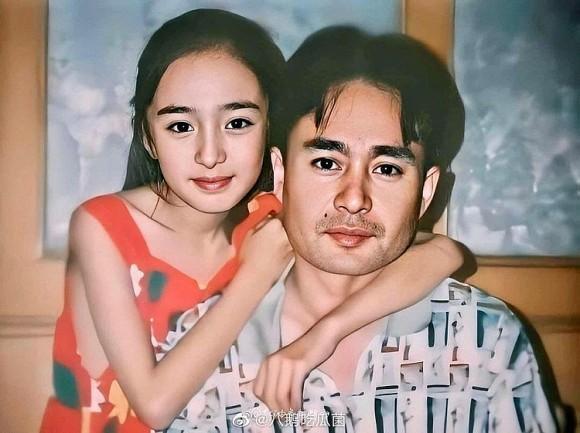 Ảnh thời thơ ấu của Dương Mịch được hé lộ, xứng danh mỹ nhân đẹp từ trong trứng khiến Cnet phải xuýt xoa-13