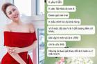 Phi Thanh Vân được chàng trai kém 13 tuổi tỏ tình